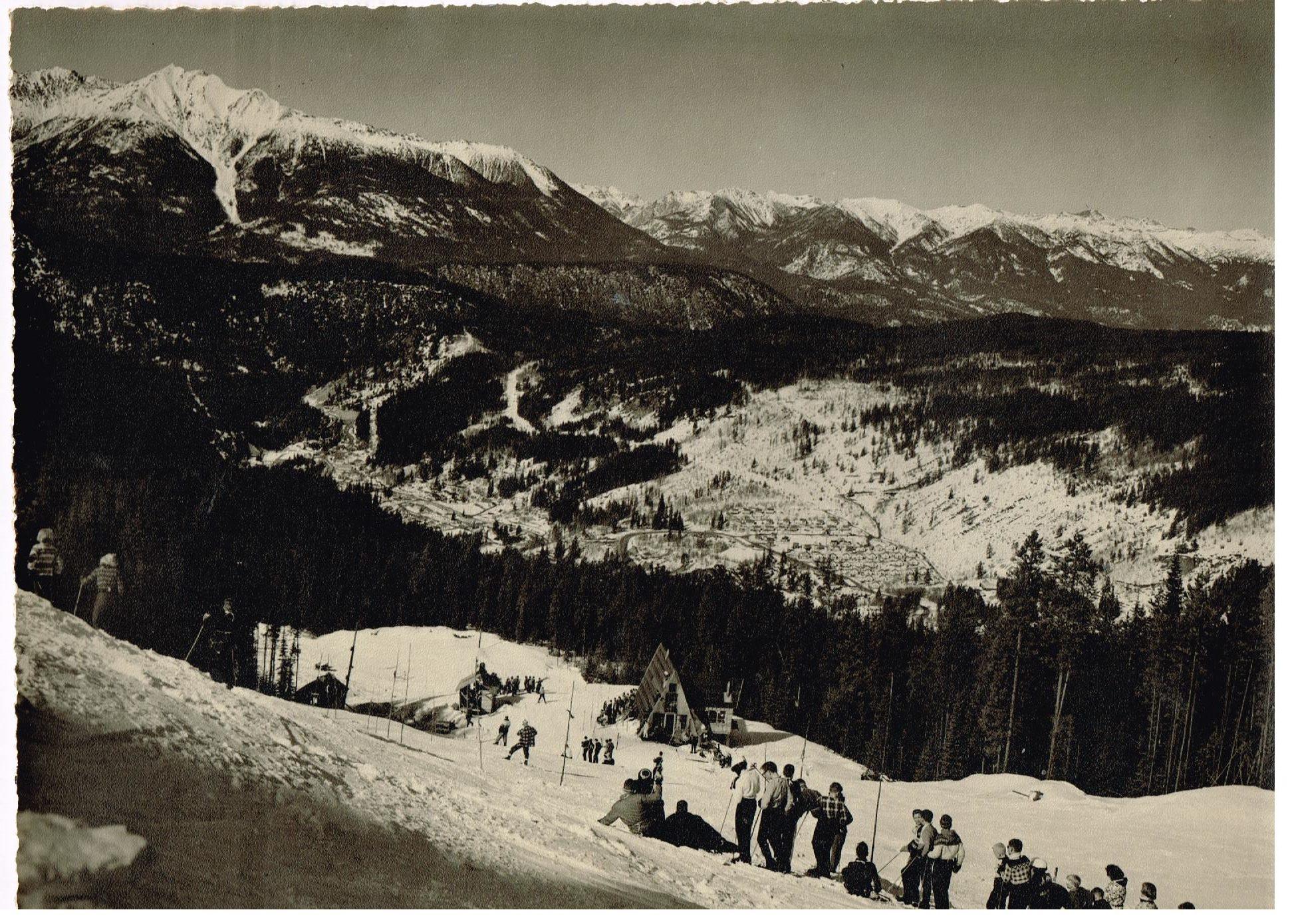 Bralorne Ski Hill History