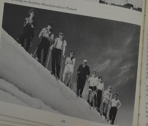 Sunshine Skiers